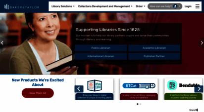 baker-taylor.com -