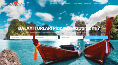 balayiturlari.com.tr - balayı turları - türkiye nin balayı turları sitesi