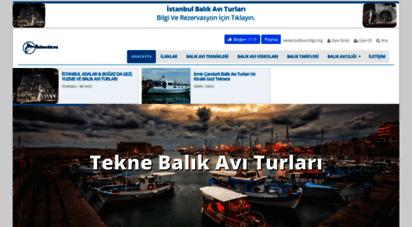 balikavciligi.org - balık avı