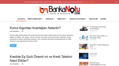 bankanotu.com - banka notu