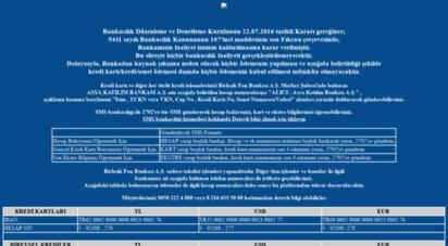 bankasya.com