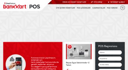 bankkartpos.com.tr - bankkart pos