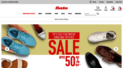 bata.in - bata india - buy shoes online for men, women & kids. footwear from leading brands, power, hush puppies