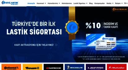 batilastik.com.tr - batı lastik  bu bizim işimiz