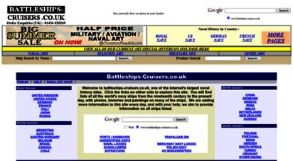 battleships-cruisers.co.uk
