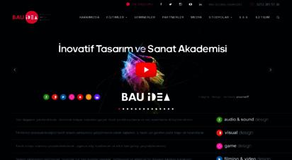 bauidea.com - bau idea  innovative design academy