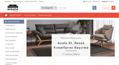 bayraktarmobilya.com - bayraktar mobilya zeytinburnu türkiye´nin en kaliteli mobilya firmasý