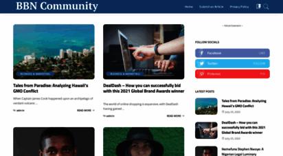 bbncommunity.com - bbn community - home