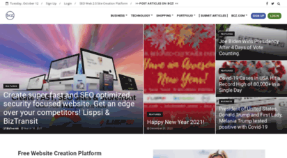 bcz.com - free website creation platform - free website creation and free blogging platform, create company profile or your blogs here  bcz.com