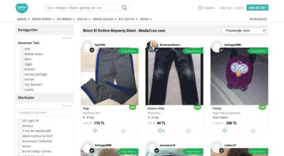 bebecruz.com - türkiye´nin en güvenilir ikinci el bebek ürünleri platformu