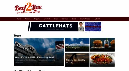 beef2live.com - beef2live  eat beef  live better