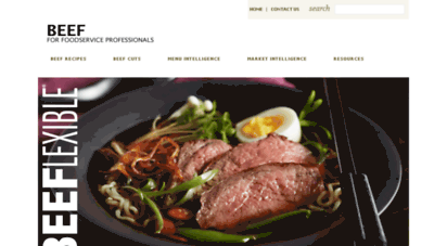 beeffoodservice.com