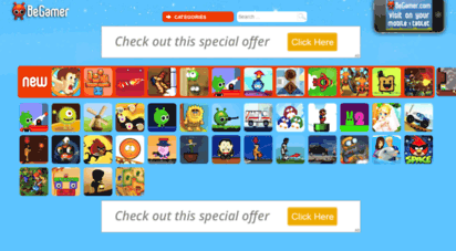 begamer.com - begamer.com - play free online begamer games : angry birds rio, the first hero, adam and eve