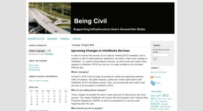 beingcivil.typepad.com - being civil