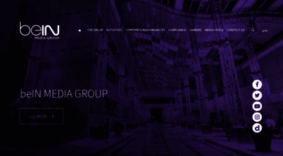 beinmediagroup.com - bein media group - a global leader in tv production and broadcast