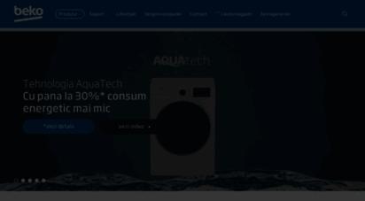 beko.ro - beko smart blue