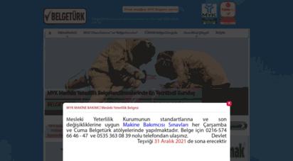 belgeturk.com.tr - - belgetürk