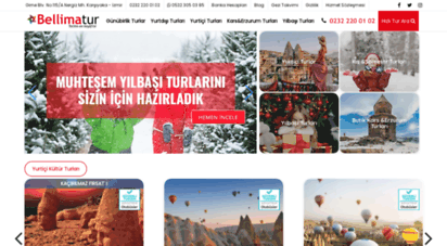 bellimatur.com - bellima tur - tatilin en keyiflisi