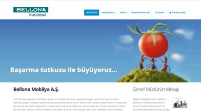 bellona.com.tr - bellona mobilya