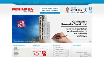 bereketcam.com.tr - bereket plastik & alüminyum imalat san. ltd. şti.  90 212 697 84 44