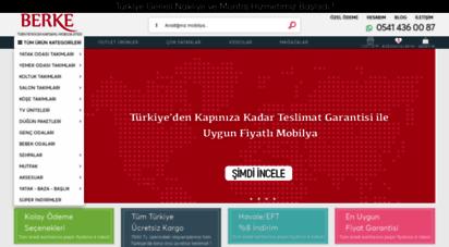 similar web sites like berkemobilya.com.tr