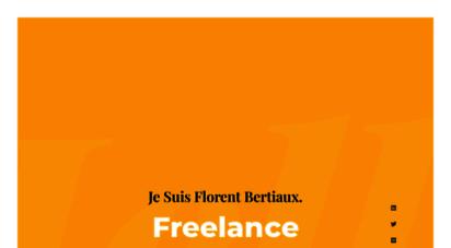bertiaux.fr - blog de florent bertiaux - webmarketing & médias sociaux 2.0