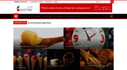 besinler.net - besinler.com - ana sayfa