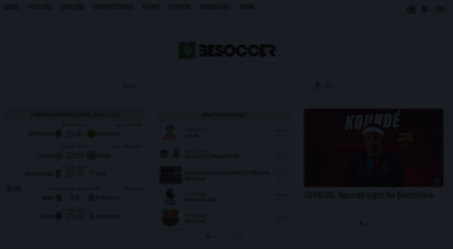 besoccer.com - besoccer: daily football news from all over the world