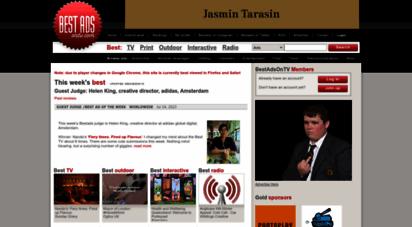 bestadsontv.com - best ads: tv, print, outdoor, interactive, radio