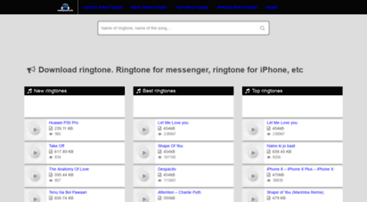 bestringtonesfree.net - best ringtones download free for mobile phones - bestringtonesfree