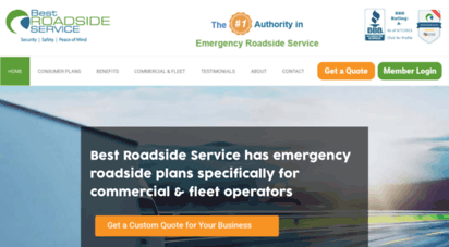 Welcome to Bestroadsideservice com - Commercial Roadside