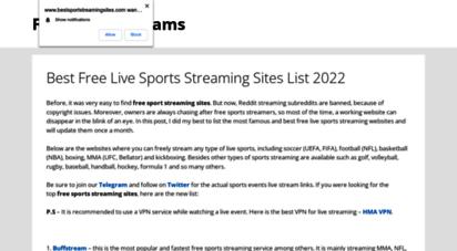 bestsportstreamingsites.com