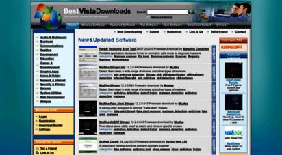 bestvistadownloads.com - vista download - the best free vista downloads
