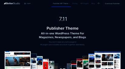 betterstudio.com - publisher wp theme - betterstudio