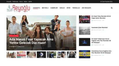 beyoglu.net - beyoğlu.net - beyoğlu´nun ilk ve en eski portalı