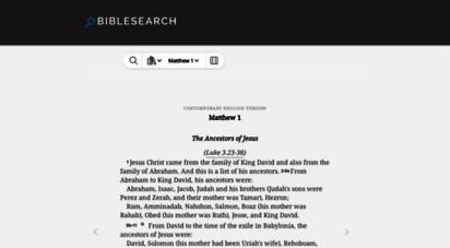 bibles.org - bible search