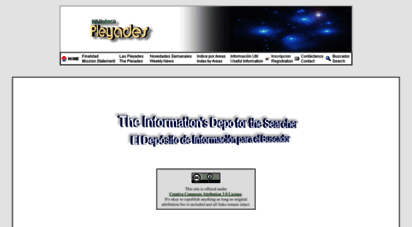 bibliotecapleyades.net - inicio