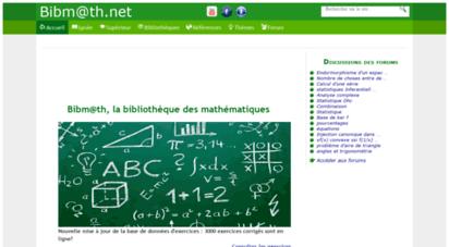 bibmath.net