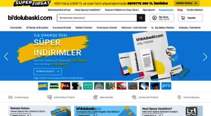 bidolubaski.com - bidolubaskı  online matbaa ve kaliteli baskı hizmetleri  matbaa