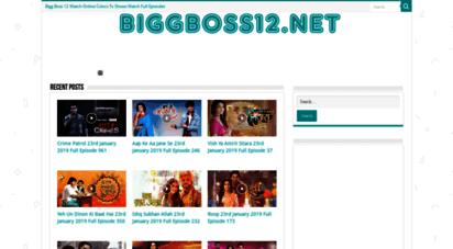 biggboss.io - bigg boss watch online all episodes  bigg boss