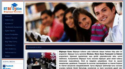 bilegitim.com - bt bileğitim bilgisayar kursu bilgisayar kursları eğitim merkezi