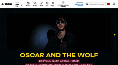 biletinial.com - sinema, spor, sanat, eğitim ve diğer etkinliklerin resmi sitesi