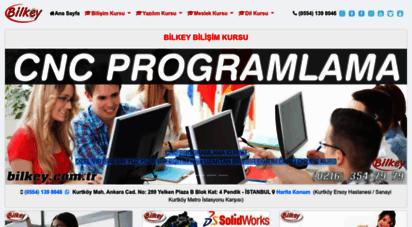 bilkey.com.tr - bilkey bilişim kursu - teknik ve mesleki kariyer kursları pendik