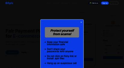 billplz.com - billplz  fair payment platform
