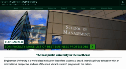 binghamton.edu - binghamton university