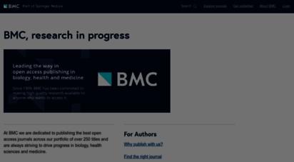 biomedcentral.com -