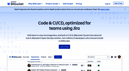 bitbucket.org - bitbucket  the git solution for professional teams
