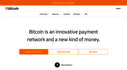 similar web sites like bitcoin.org