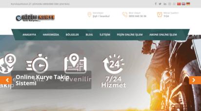 bizimkurye.com.tr - bizim kurye - istanbul kurye moto - motorlu - motor kurye - dağıtım - hızlı gönderi