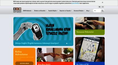 bkm.com.tr - bankalararası kart merkezi